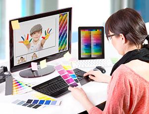 Shelley impressions graphic design